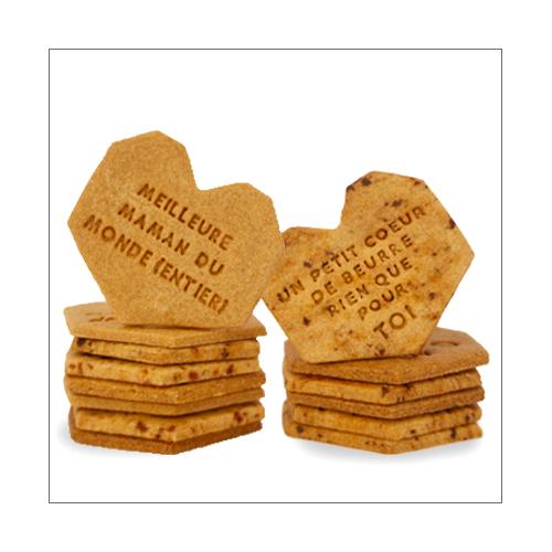 biscuits personnalisés bonne fête maman