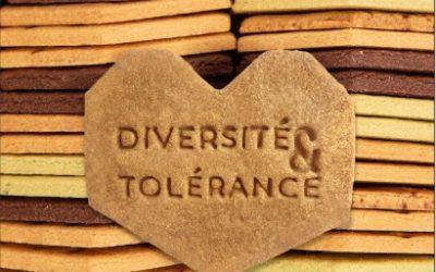 Marinette et ses Biscuits Bavards s'engagent en faveur de la diversité et de la tolérance