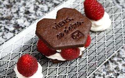 saint valentin 2021 : réalisez le dessert iconique de Marinette
